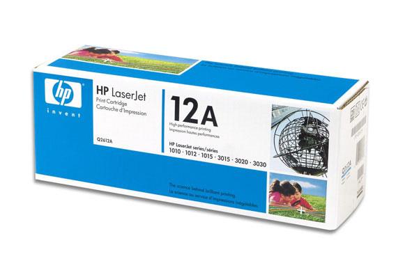 Картридж hp q2612a 12a для принтеров hp laserjet